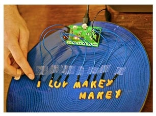 The Makey Makey invention kit