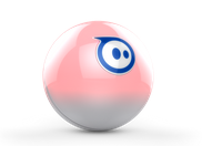 A photograph of a Sphero